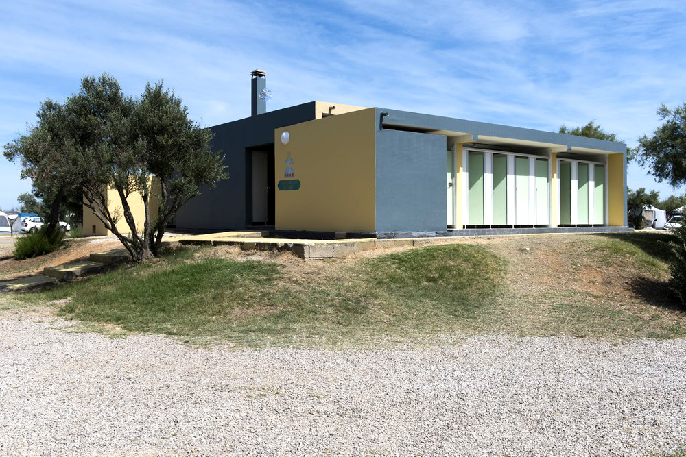 Campsite Pitches For Tent, Caravan Or Motorhome In Palavas Les Flots At 50  Meters From The Beach