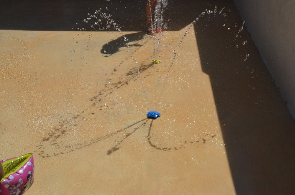 Camping piscine enfants aquatoon les roquilles palavas for Camping a palavas les flots avec piscine