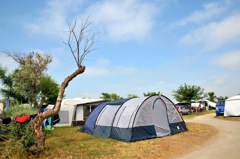 Camping Des Flots Bleu Pour Camping Car