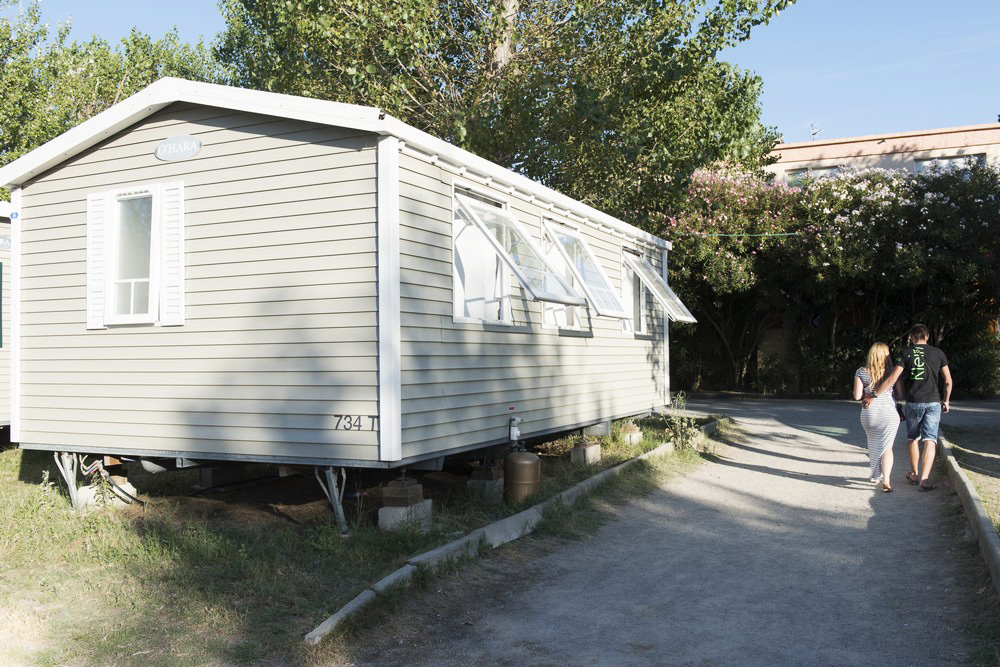 location mobil home confort