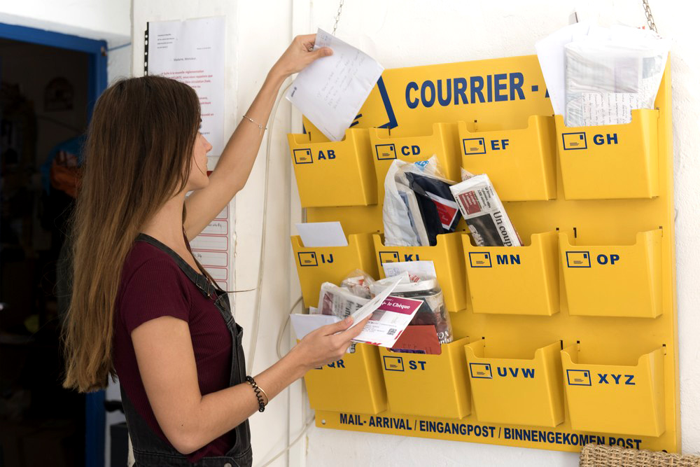 Services du courrier