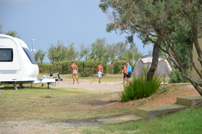 Wonderful CAMPING DES ROQUILLES